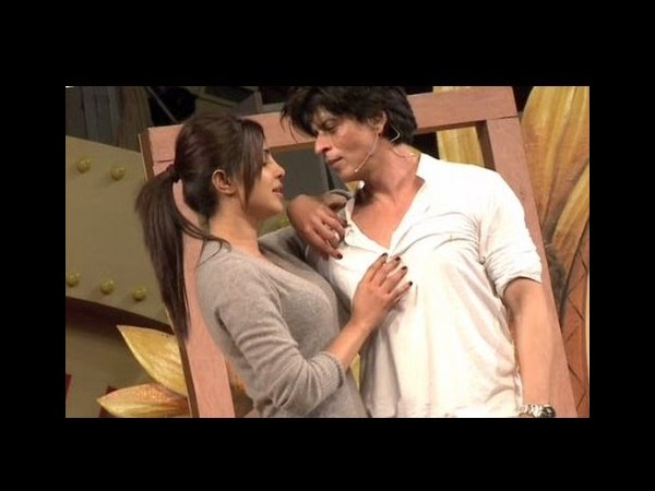 PC and SRK