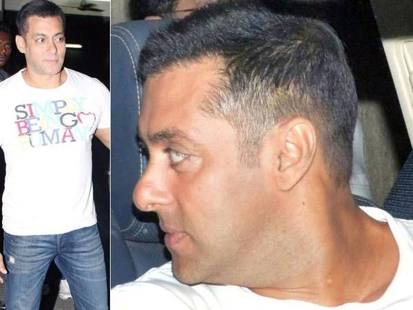 Picture | Salman Khan | New Hairstyle | Kick - Filmibeat