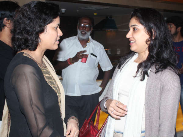 Celebrities At Edegarike Special Screening