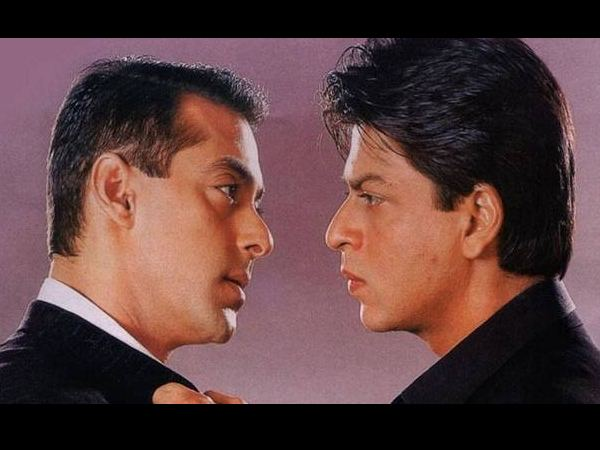 SRK-Salman Patch Up