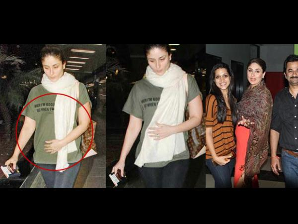 Kareena'a Pregnancy