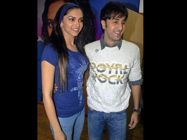Ranbir-Deepika Patch Up