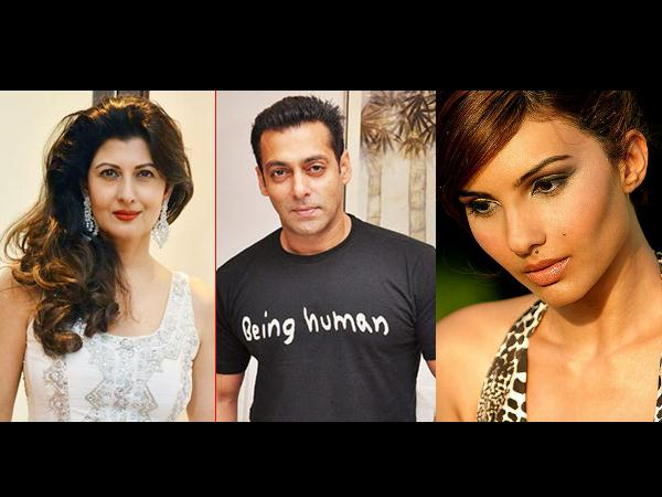 Salman's Ex-Girlfriends