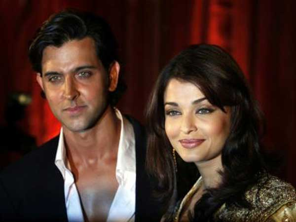 Aishwarya With Hrithik