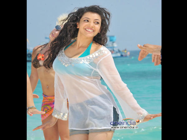 Kajal Not In Thuppakki Remake