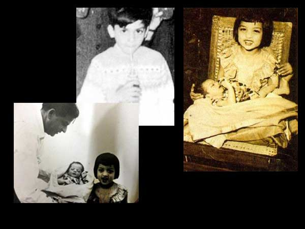 Shahrukh Childhood Pictures