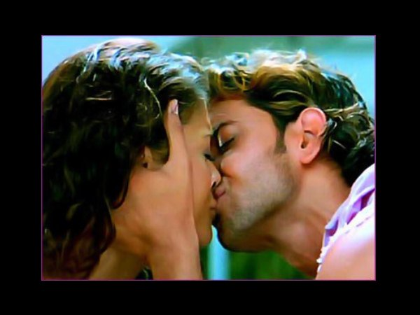 Aishwarya And Hrithik In Dhoom 2