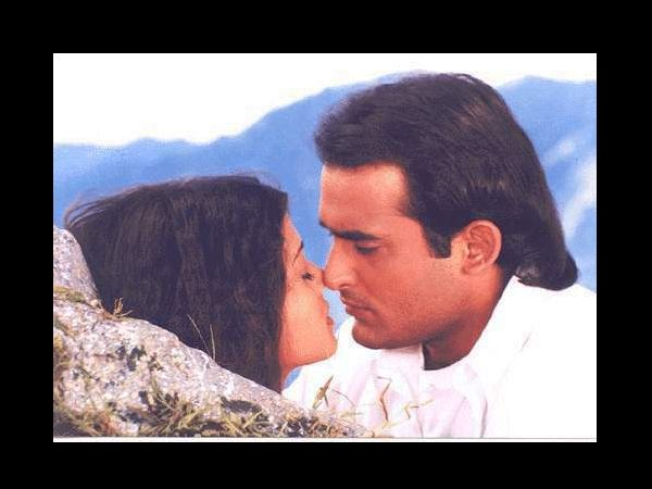 Aishwarya And Akshay Khanna