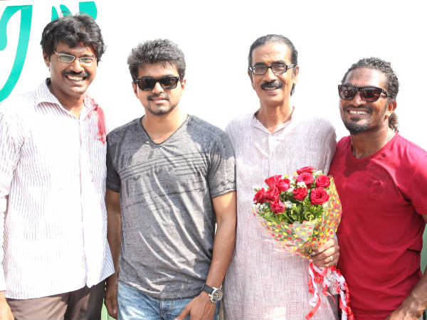Vijay And Vijay's Untitled Flick