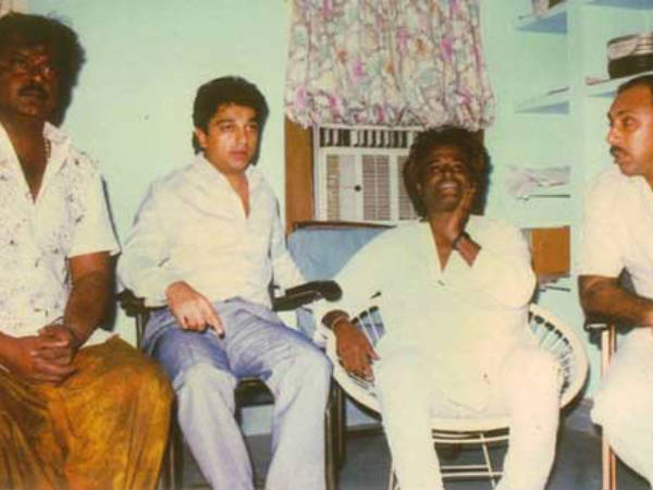 Vijaykanth, Kamal, Rajini And Sathyaraj