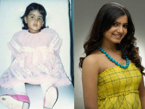 Telugu Veteran Actress Savithri Rare Stills: Samantha Childhood Photos