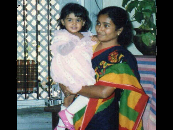 Samantha Childhood Photos | Actress Rare Pictures | Twitter