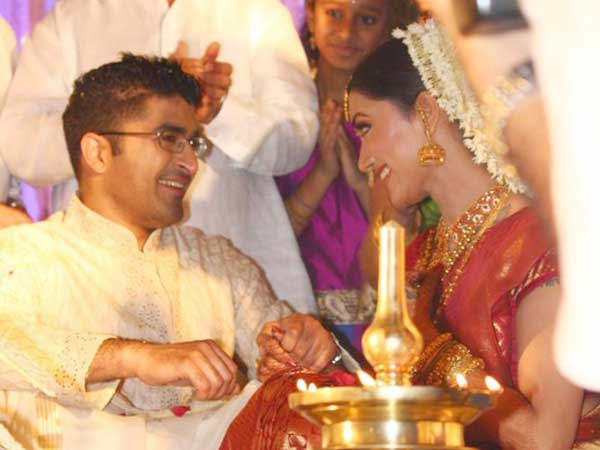 Mamta and pregith wedding