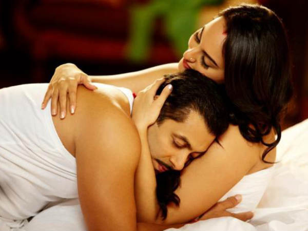 Sonakshi And Salman