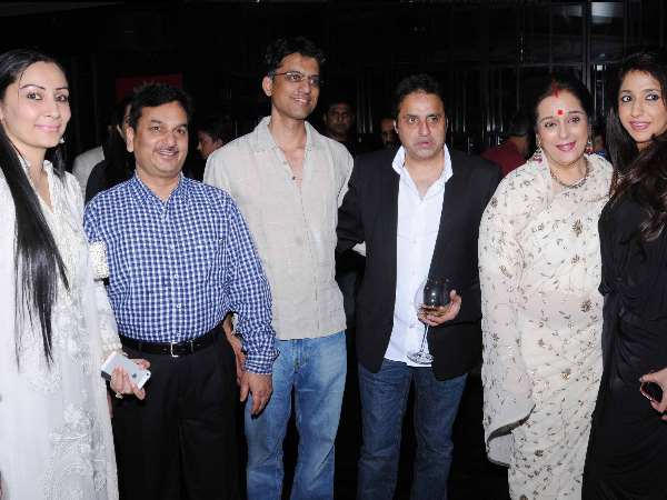 Shatrughan's Party