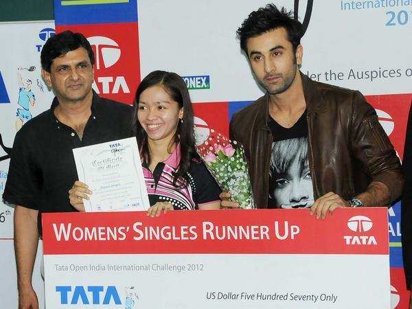 Tata Open Badminton Tournament