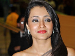 Trisha finally debuting in Kannada