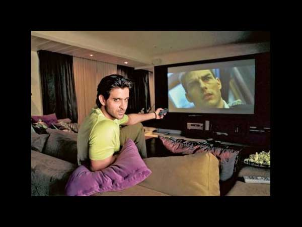 Home pictures of bollywood stars.