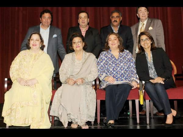 Shashi Kapoor Wife And Family >> Pics For > Rishi Kapoor Family Tree