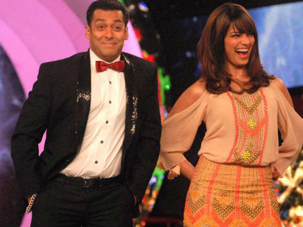 A Picture From Salman Hosted Bigg Boss 6
