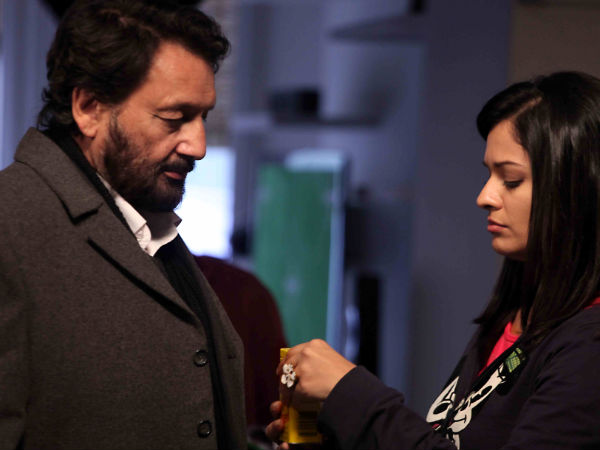 A Still From Vishwaroopam