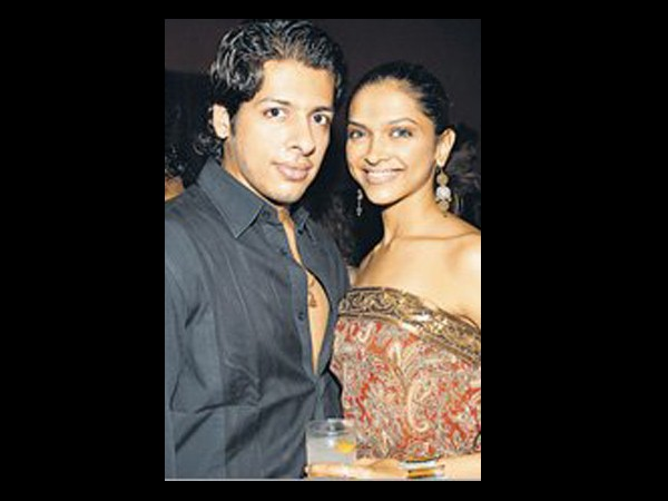 Deepika And Her Rumoured Ex-beau