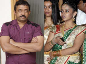 RGV's daughter engagement