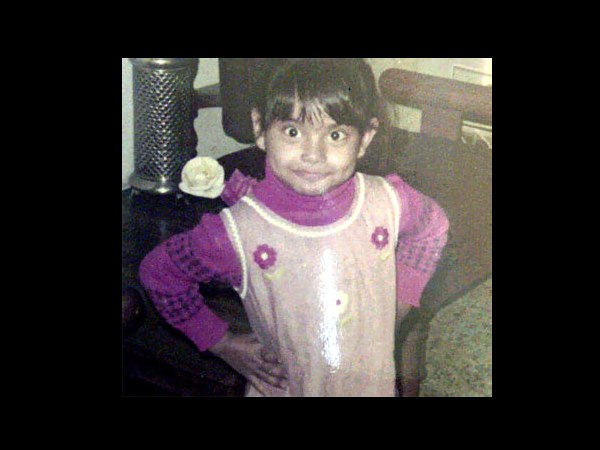 Bipasha Basu As A Child