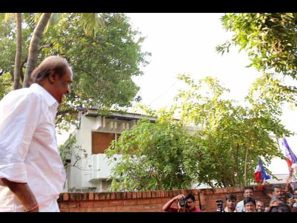 Rajinikanth On His Birthday