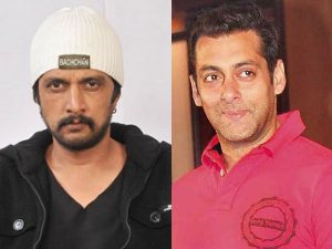 Sudeep steps into the shoes of Salman Khan in Bigg Boss Kannada