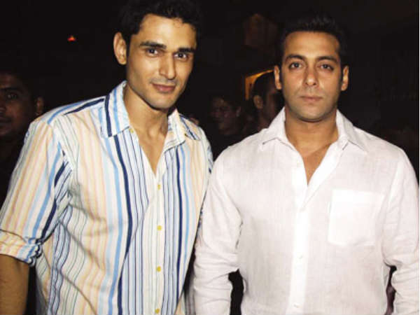 Niketan With Salman