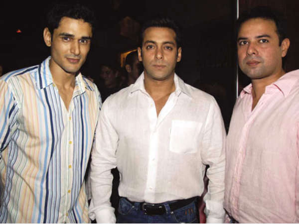 Niketan With Salman And Atul