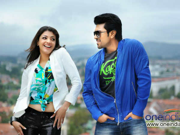 Naayak First Day Collection