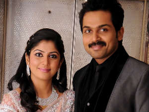 Karthi becomes father of a baby girl