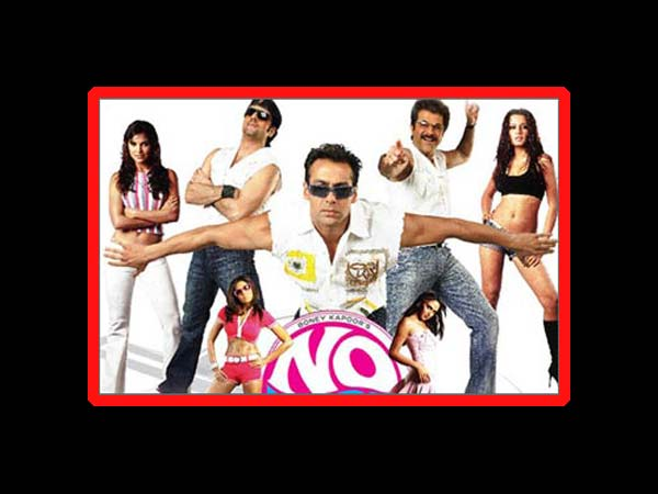 Salman Khan In No Entry Mein Entry