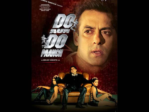 Salman In Do Aur Do Paanch