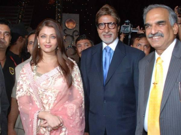 Rare And Unseen Pictures Of Aishwarya Rai Amitabh Bachchan