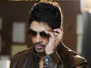 Allu Arjun not happy with Puri's work?