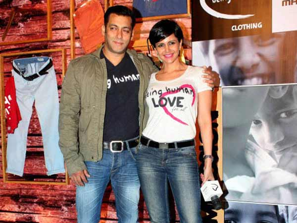 Salman Opens Being Human Store