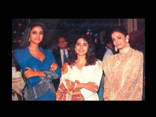 Ash And Sush With Juhi