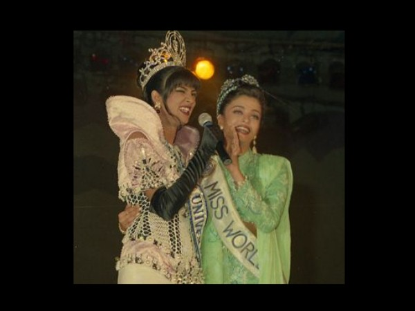 Miss Universe, Miss World 1994