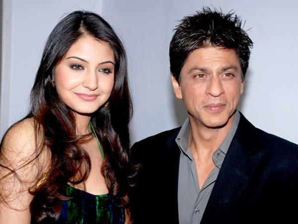 Shahrukh With Anushka