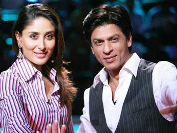 Shahrukh With Kareena