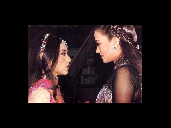 Aishwarya And Rani