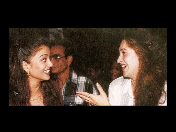 Aishwarya Rai And Karisma
