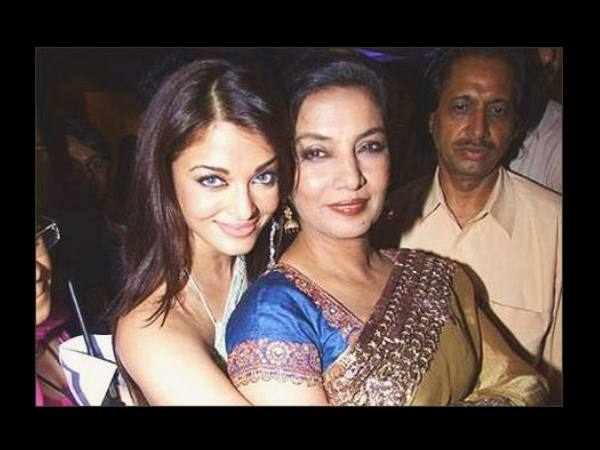 Rai And Shabana Azmi