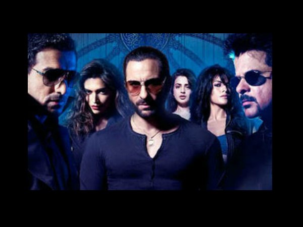 Race 2 Movie Review: Not worth It!