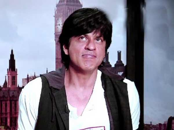 SRK's Candid Moments