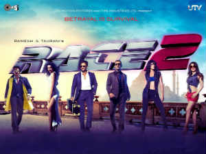 Race 2 Overseas Box Office   First Weekend Collection