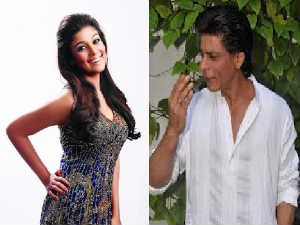Nayantara rejects Shahrukh Khan's offer